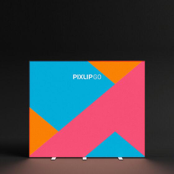 PIXLIP GO, Breite 300 cm