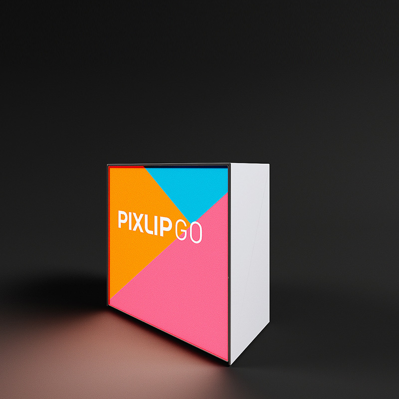 PIXLIP GO COUNTER, Theken