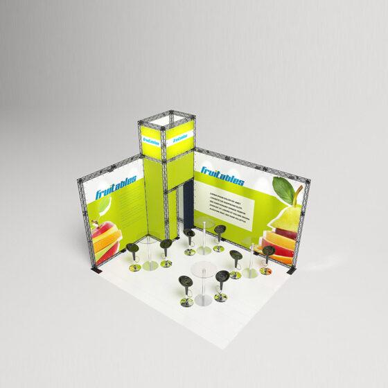 Eckstand Traverse, Cube10 [036]