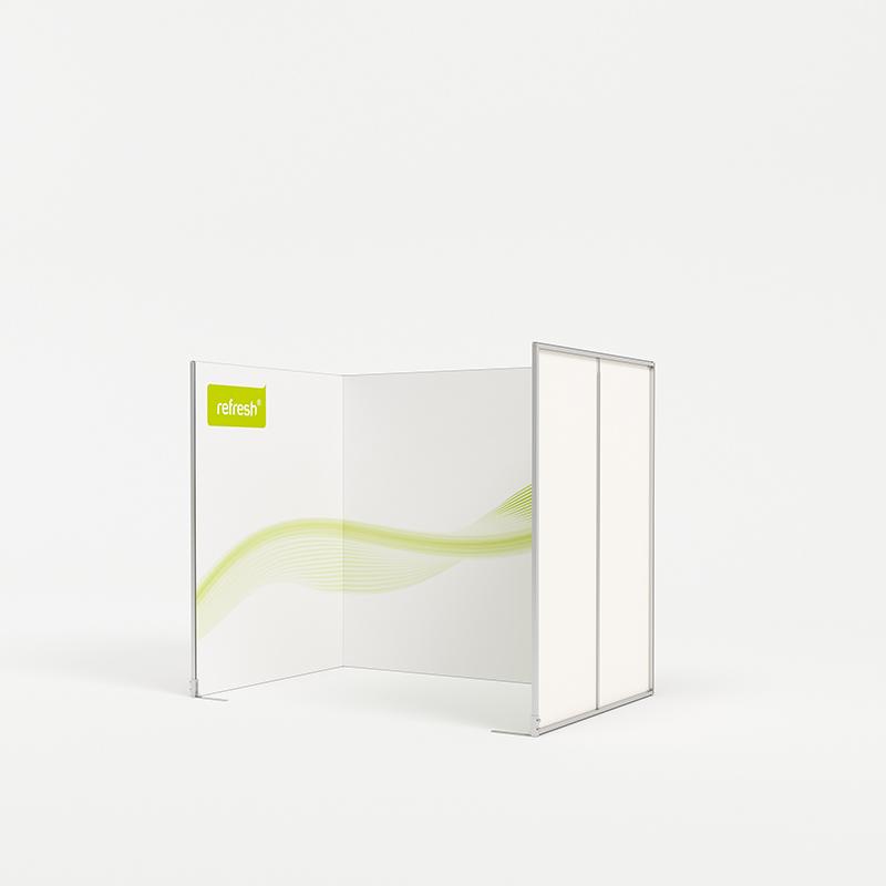 Reihenstand 6 m², refresh Kit [019]