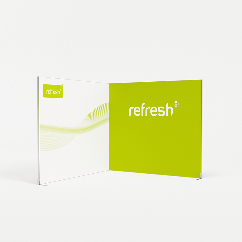 refresh kit 020 messestand eckstand 3 x 3 m