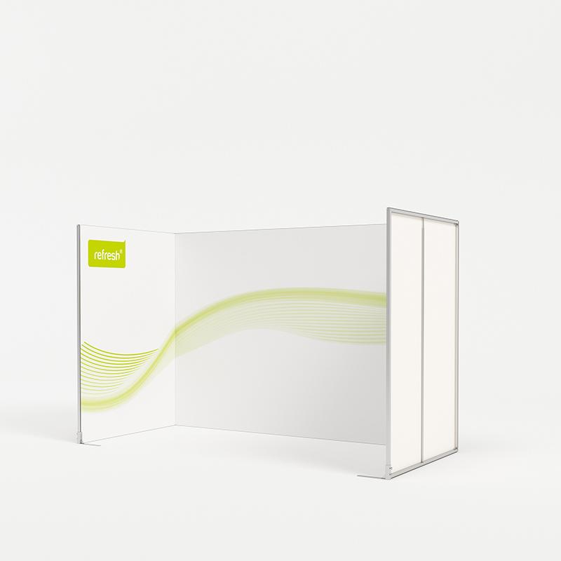 Reihenstand 8 m², refresh Kit [031]