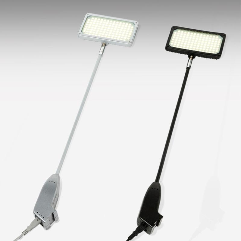 wled116 schwarz silber lampe leuchte led strahler