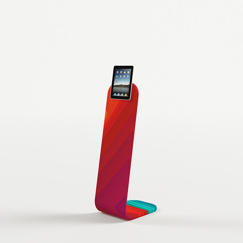 zipit displayständer ipad ständer tablet ständer