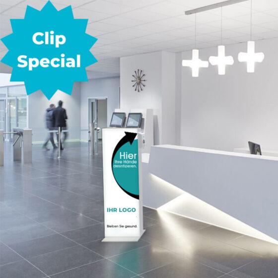clip special produkte zum schutz vor virus infektion