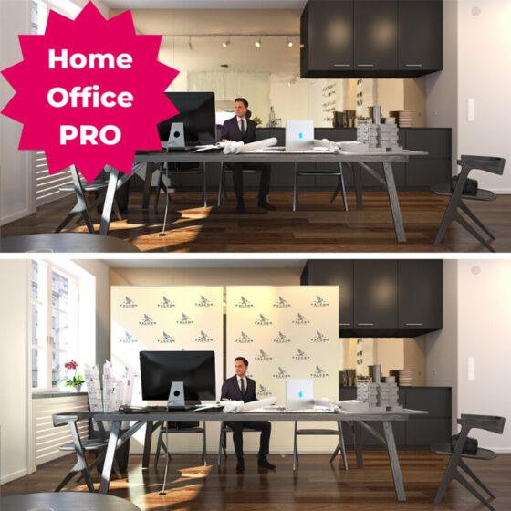 rückwand videokonferenz home office kaufen